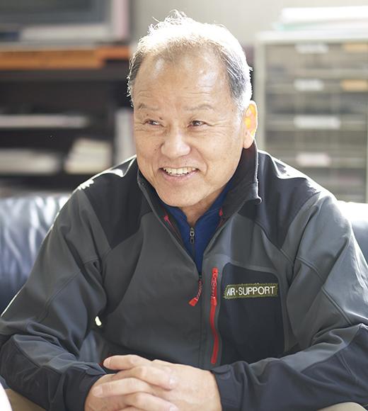 代表取締役 中野秀喜
