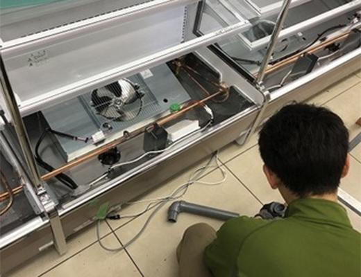 冷媒設備工事